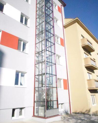 Bytový dům, Brno, Vídeňská 21