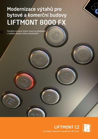 LIFTMONT CZ Katalog modernizace