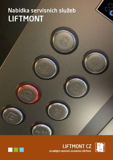 LIFTMONT CZ Katalog servis výtahů